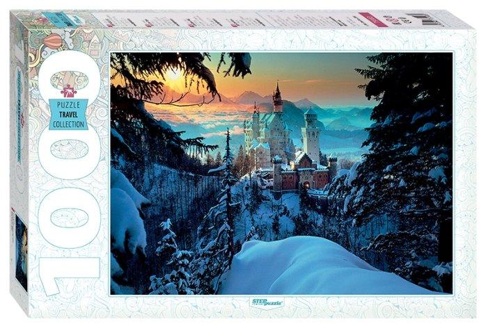Пазл Step puzzle Travel Collection Бавария Замок Нойшванштайн (79103), 1000 дет.