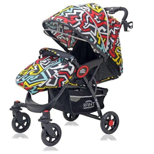 Купить Прогулочная коляска RANT Elen labirint standart, Коляски