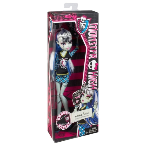 Кукла Monster High Командный дух Фрэнки Штейн, 27 см, BDF08