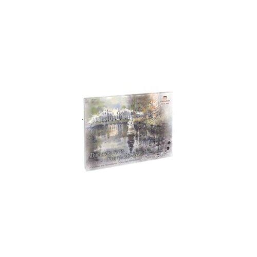 Купить Планшет для акварели Лилия Холдинг Палаццо Серебряный свет Ораниенбаума 42 х 29.7 см (A3), 300 г/м², 17 л., Альбомы для рисования