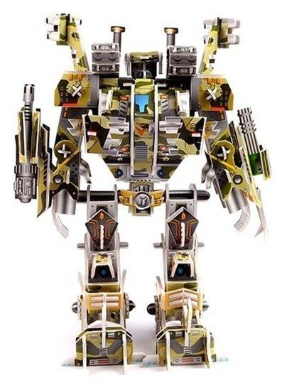 3D-пазл Zilipoo 3D Робот Штурмовик (566-B), 106 дет.