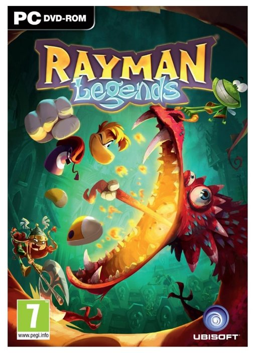 <b>Rayman</b> Legends — купить по выгодной цене на Яндекс.Маркете