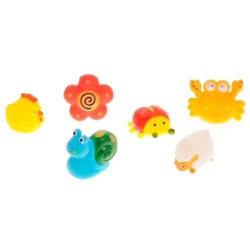 Купить Набор для ванной ABtoys Набор игрушек (PT-00351) разноцветный, Игрушки для ванной