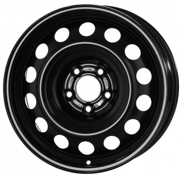 Колесный диск Magnetto Wheels 16016 6x16/5x114.3 D67.1 ET43 Черный
