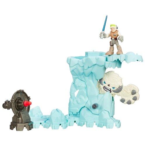 Игровой набор Hasbro Звездные войны. Люк Скайуокер и Вампа (B2031)