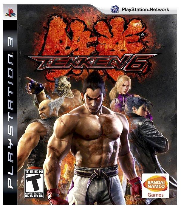 Tekken 6 фото 1