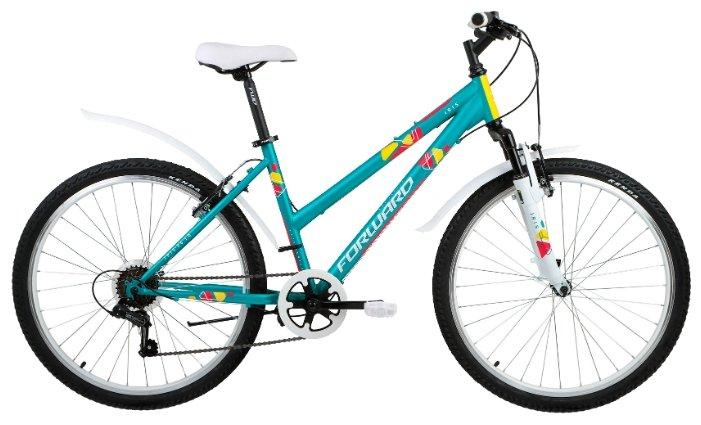 Велосипед для взрослых FORWARD Iris 26 1.0 (2017)