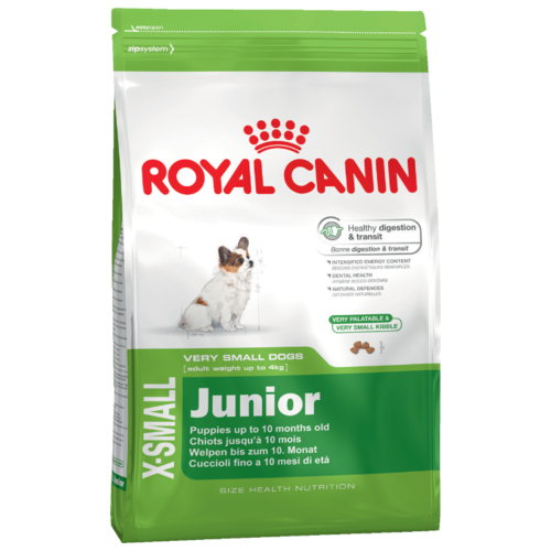Royal Canin X-Small Junior (0.5 кг) Корма для собак