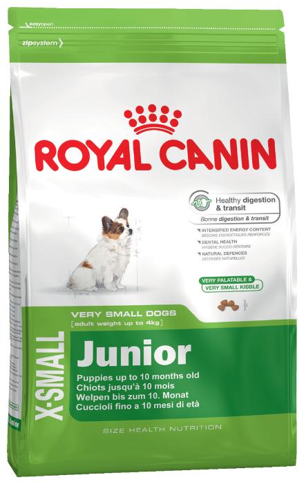 Корм для собак Royal Canin X-Small Junior