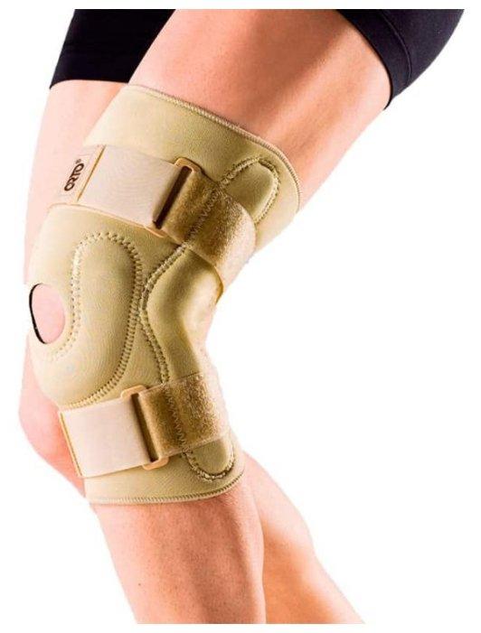 Ортез на коленный сустав Orto NKN 139 — купить по выгодной цене на Яндекс.Маркете