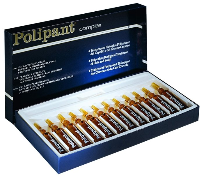 Dikson Polipant Complex Ампулы для лечения и ухода за кожей головы
