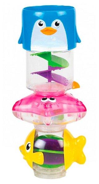 Игрушка для ванной Munchkin Пирамидка 3 в 1 (11412)