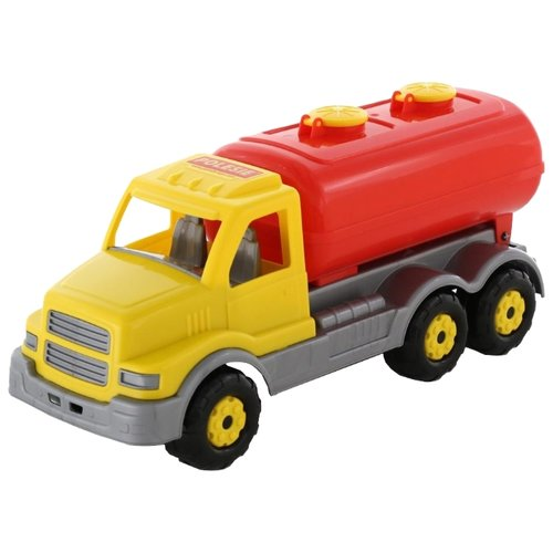 Автоцистерна Wader Сталкер (62727) желтый/красный