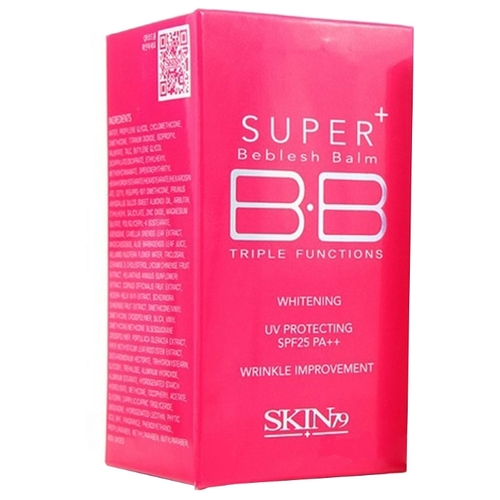 Super Plus Beblesh Balm BB крем Hot Pink SPF30 40 гр Skin79 BB, CC и DD кремы