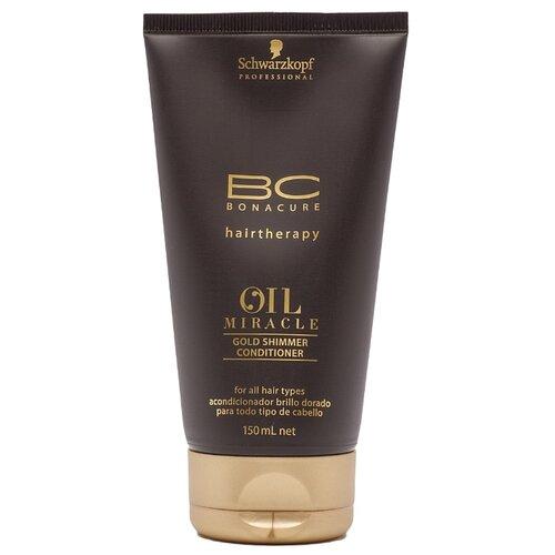 цена на BC Bonacure кондиционер Oil Miracle Gold Shimmer, 150 мл