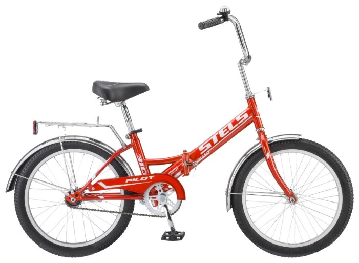 Городской велосипед STELS Pilot 310 20 Z011 (2018)