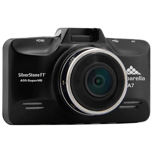Видеорегистратор SilverStone F1 A50-SHD черный f1