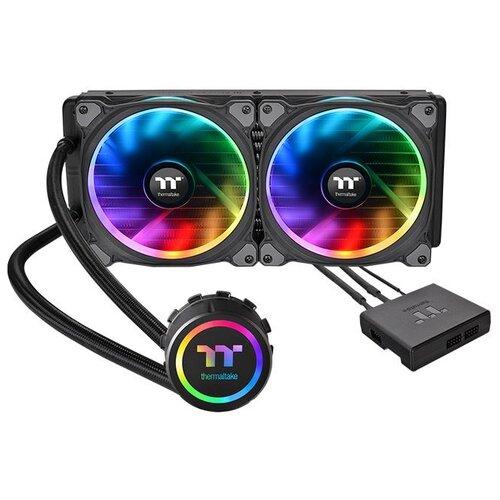 Купить Система водяного охлаждения для процессора Thermaltake Floe Riing RGB 280 TT Premium Edition