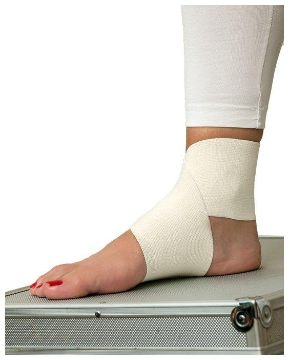 Повязка-носок для фиксации голеностопного сустава синуит коленного сустава