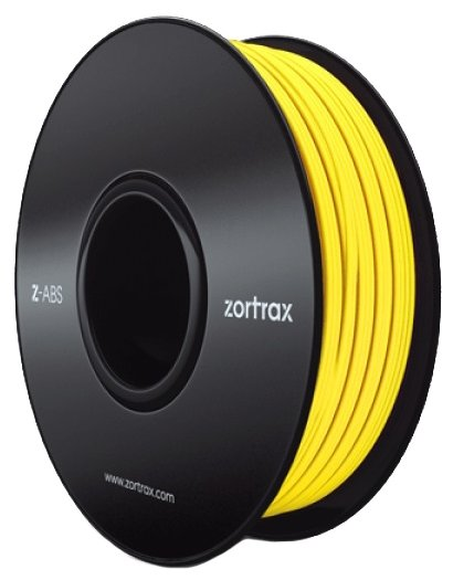 Z-ABS пруток Zortrax 1.75 мм желтый