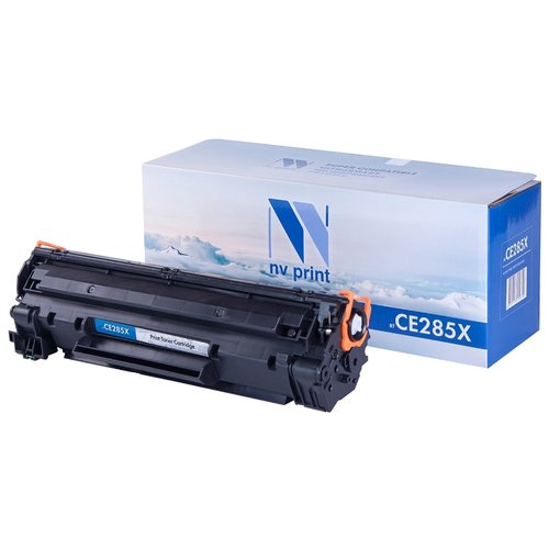 Фото - Картридж NV Print CE285X для HP, совместимый картридж nv print cf380x для hp