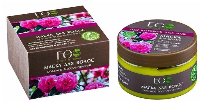 ECO Laboratorie Маска для волос Восстанавливающая