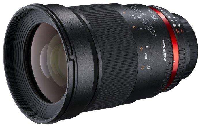 Walimex 35mm f/1.4 Pentax KA/KAF/KAF2/KAF3