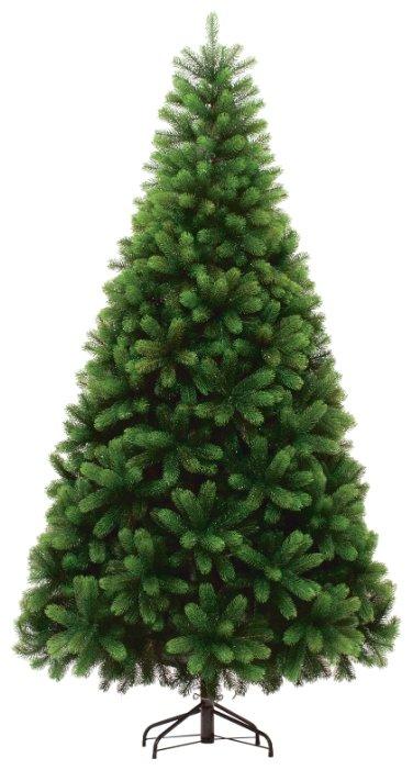 Новогодняя елка Triumph-Tree Шервуд Премиум Стройная 185 см, зеленая