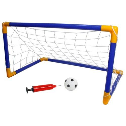 Футбольные ворота 1 TOY (Т59934) ворота футбольные сеткаопт складные 1 8х1 2м