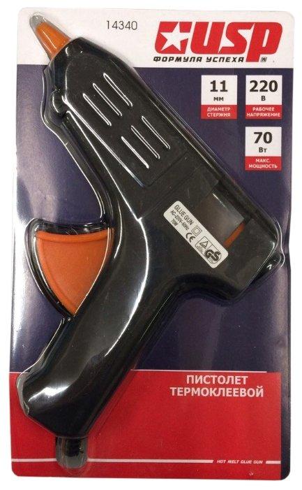 Клеевой пистолет USP 14340