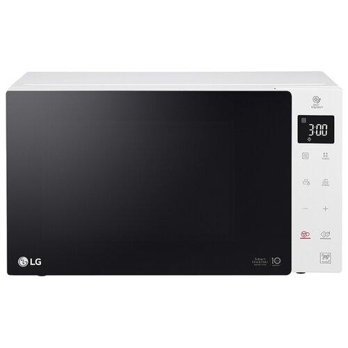 Микроволновая печь LG MW-25R35GISW микроволновая печь lg mh6342bb черный