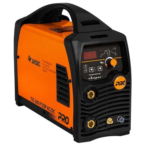 Фото - Сварочный аппарат Сварог PRO TIG 200 P DSP AC/DC (E201) (TIG, MMA) tig 200 dsp