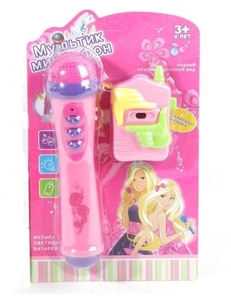 Shenzhen Toys микрофон Мультик 2013-7