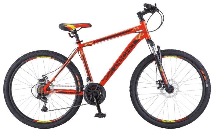 Велосипед Десна 2610 MD (2017) 26х20 красный/черный
