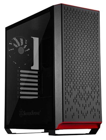 SilverStone Компьютерный корпус SilverStone PM02B-G Black