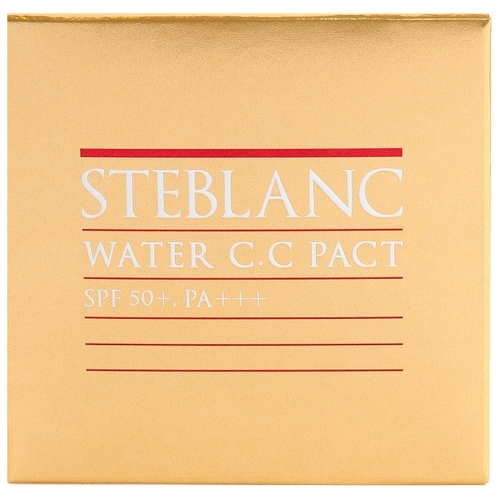 Steblanc Gold Perfection CC крем Water CC Pact 11 мл