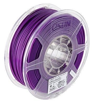 PLA пруток ESUN 3.00 мм фиолетовый