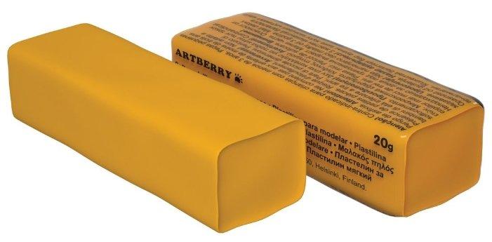 Пластилин ErichKrause Artberry оранжевый 20 г (37286)