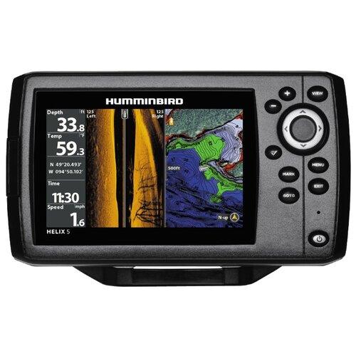 Фото - Эхолот Humminbird HELIX 5 CHIRP SI GPS G2 эхолот humminbird helix 5x di gps