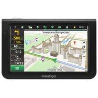 Автомобильный GPS-навигатор Prestigio GeoVision 5069 Navitel