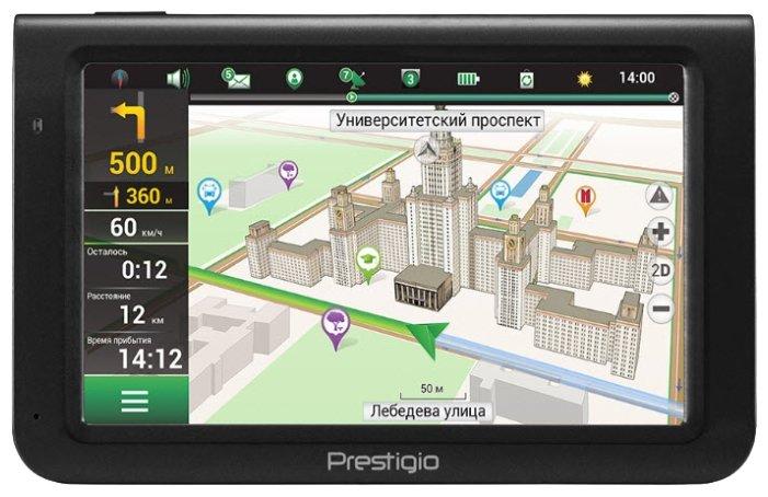 Prestigio Навигатор Prestigio GeoVision 5069 Navitel