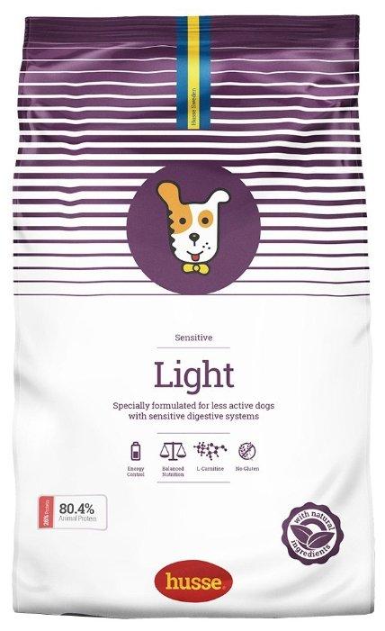 Корм для собак Husse Light Sensitive