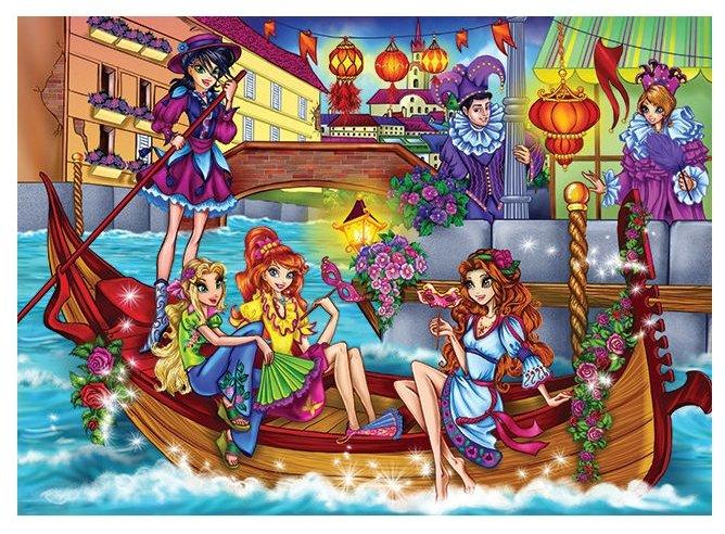 Пазл Danko Toys Волшебницы (C380-03-01), 380 дет.