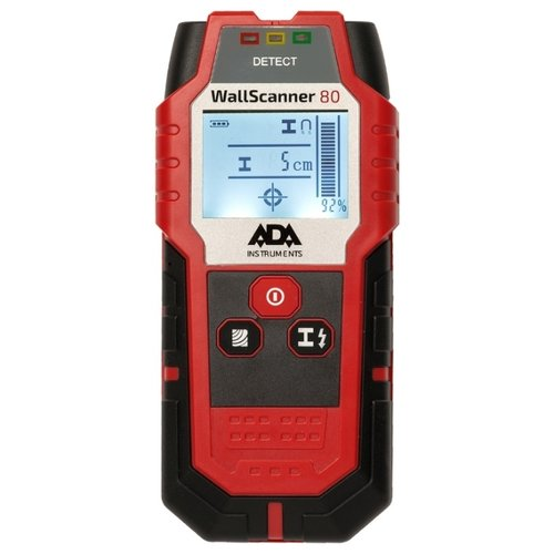Детектор ADA instruments Wall Scanner 80 детектор металла ada wall scanner 80 [а00466]