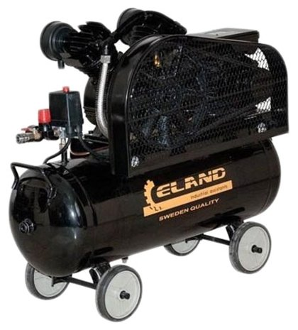 Компрессор масляный ELAND Wind 70-2CB, 70 л, 2.2 кВт