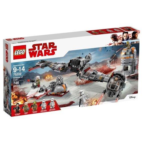цена на Конструктор LEGO Star Wars 75202 Защита Крайта