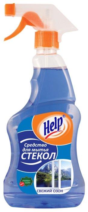 Спрей Help Свежий озон для мытья стекол (триггер)