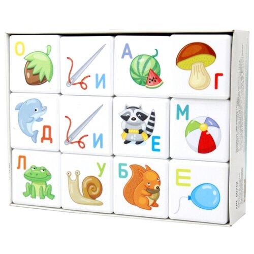 цена на Кубики Десятое королевство Азбука 00712
