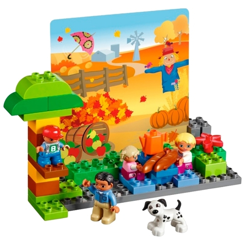 Конструктор LEGO Education PreSchool DUPLO 45005 Моя первая история