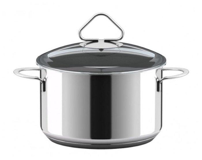 Кастрюля ВСМПО-Посуда Гурман-Стекло 220335 3,5 л